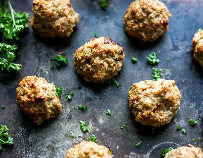 Turkey Meatballs