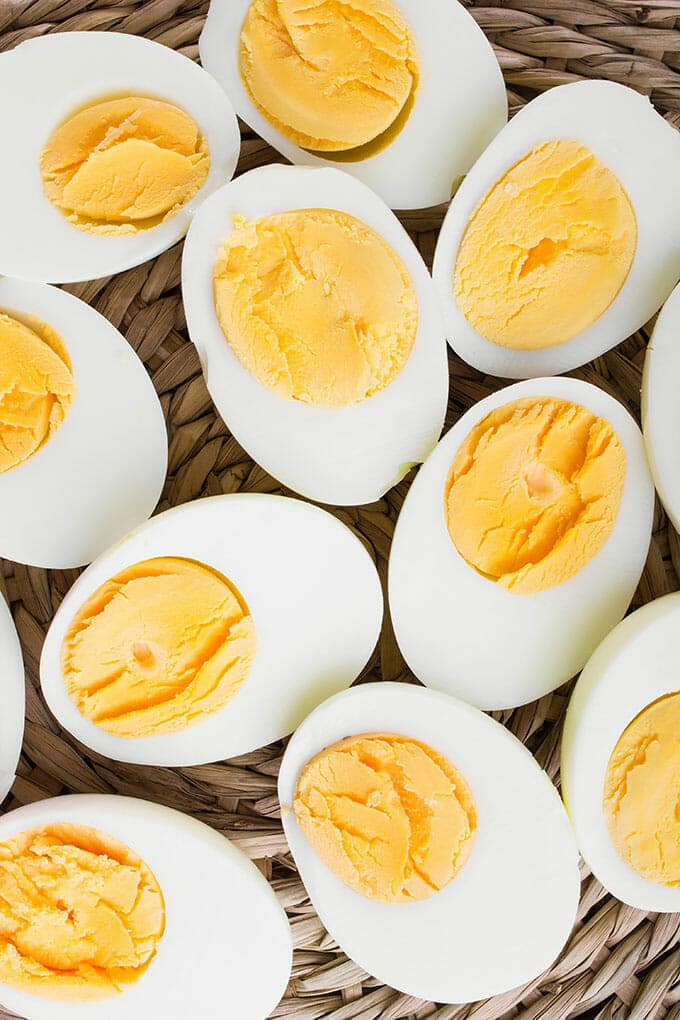 Make perfect hard boiled eggs every single time with this foolproof method.
