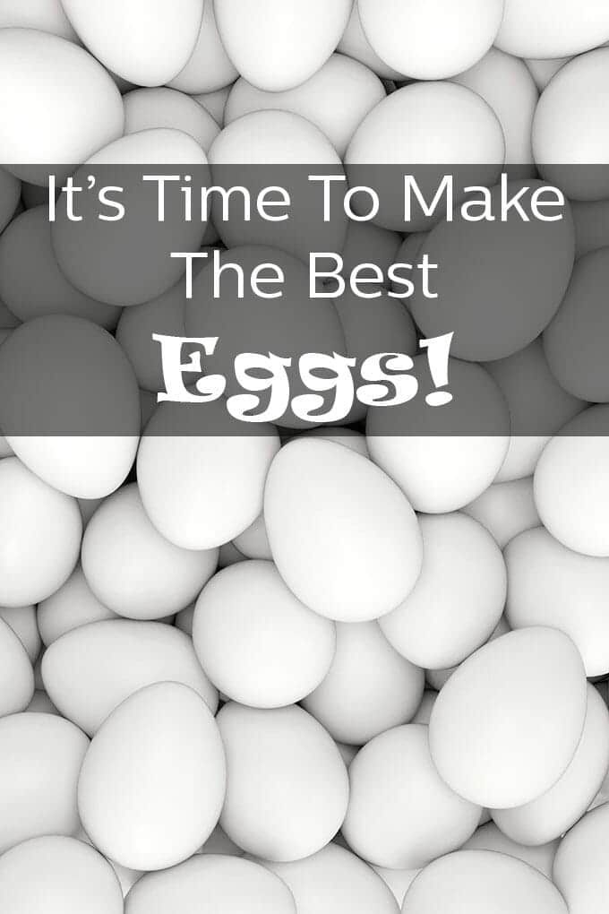 Our newest series is all about making eggs more delicious than ever!