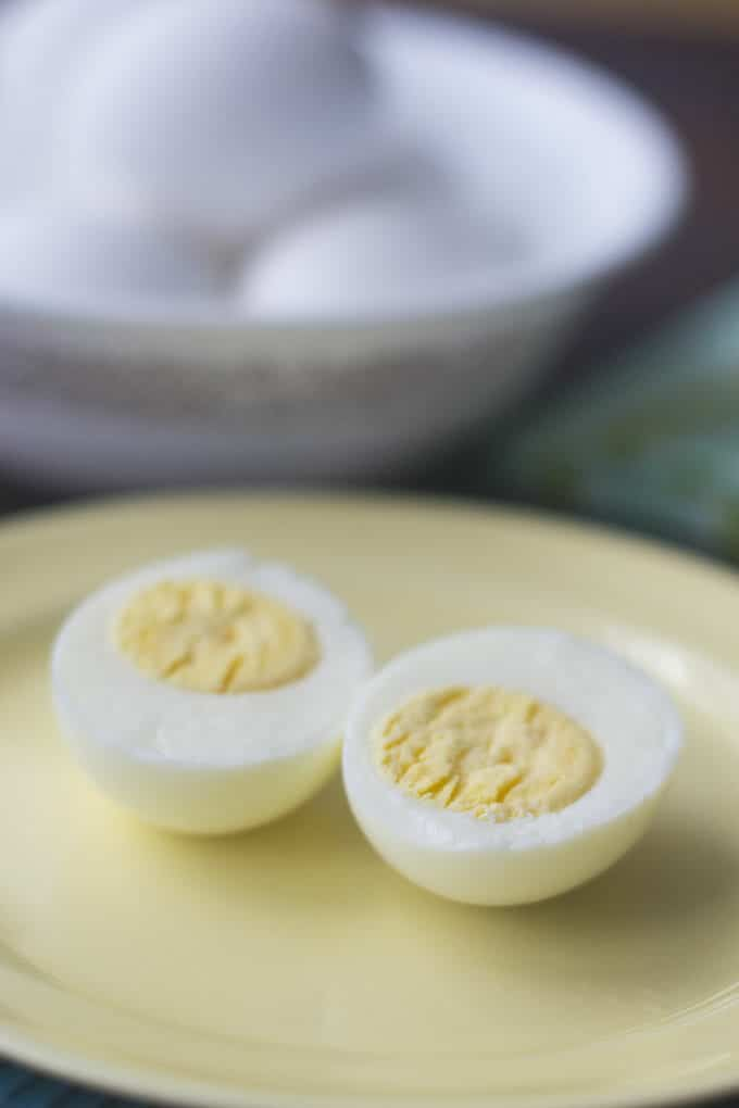 Steamed eggs are just like hard boiled but they're easier to peel. Find out why and learn this useful technique.