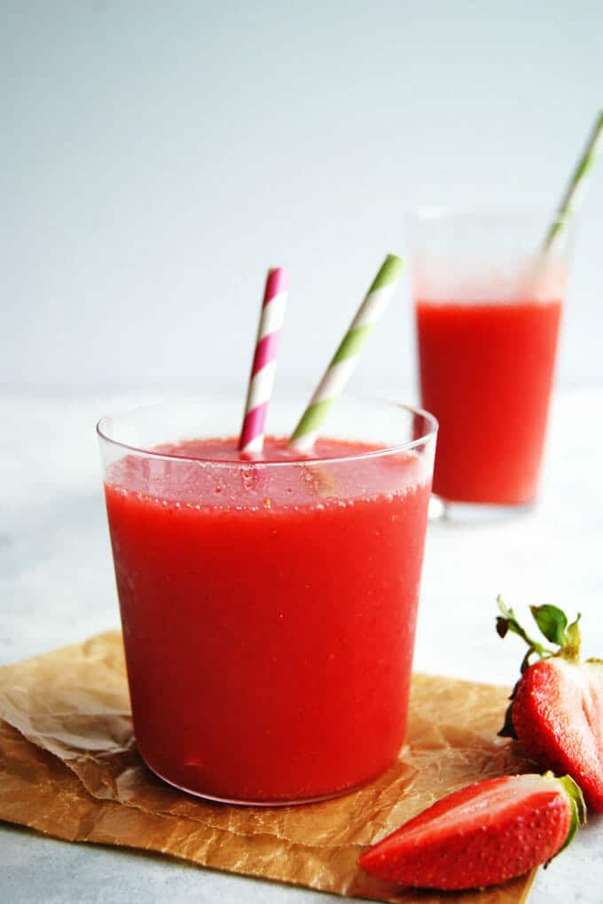 Strawberry Daiquiri Pictures