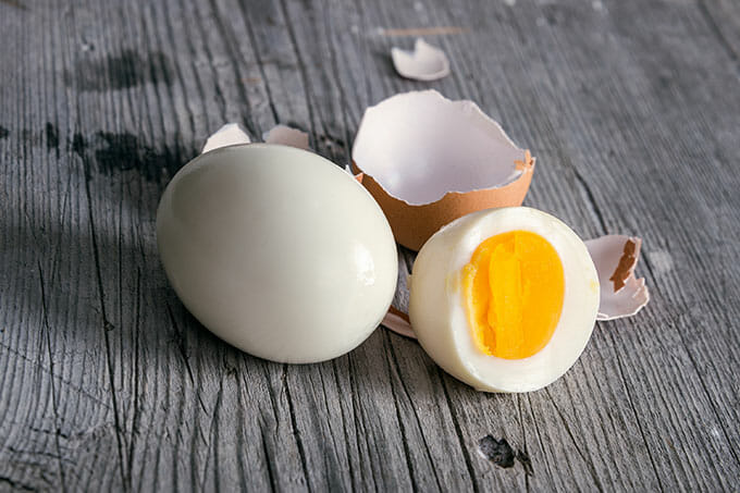 No more craters and uneven surfaces on your hard boiled eggs. And no more frustration trying to get those shells off. Learn all the tips you need to peel eggs expertly.