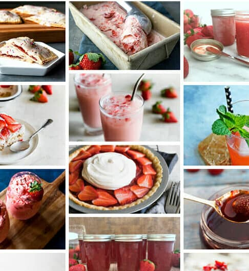 23 Best Strawberry Recipes