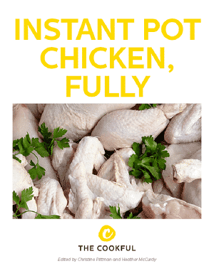 How to Cook Chicken Thighs in the Instant Pot - The Cookful