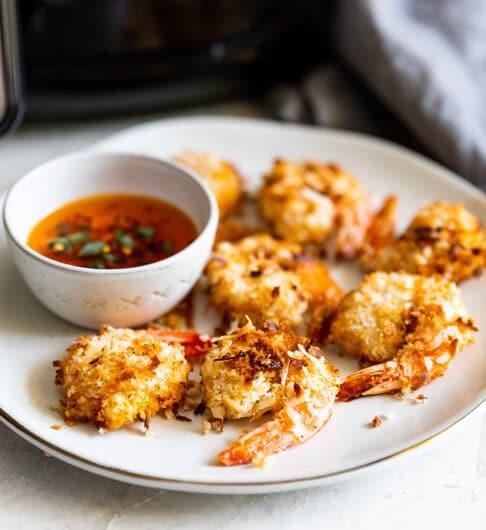 Air Fryer Coconut Shrimp
