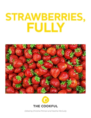 Our Strawberry Ebook is Out!