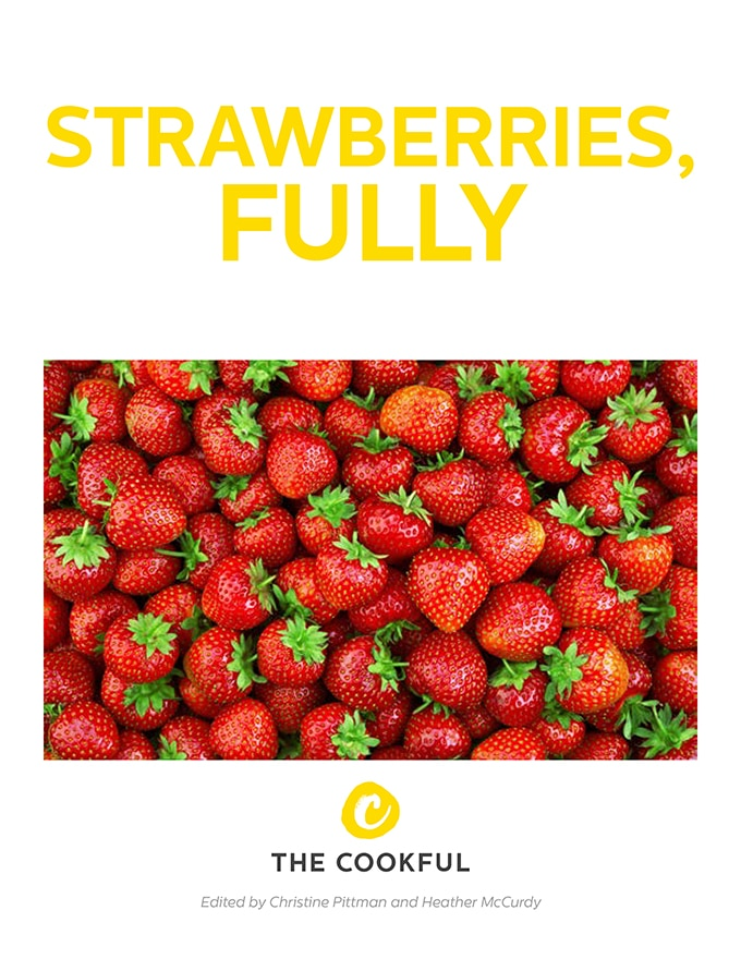 Find out everything you need to know to make the most of luscious strawberries, with recipes and ideas galore, in this gorgeous (and free!) ebook just for you.