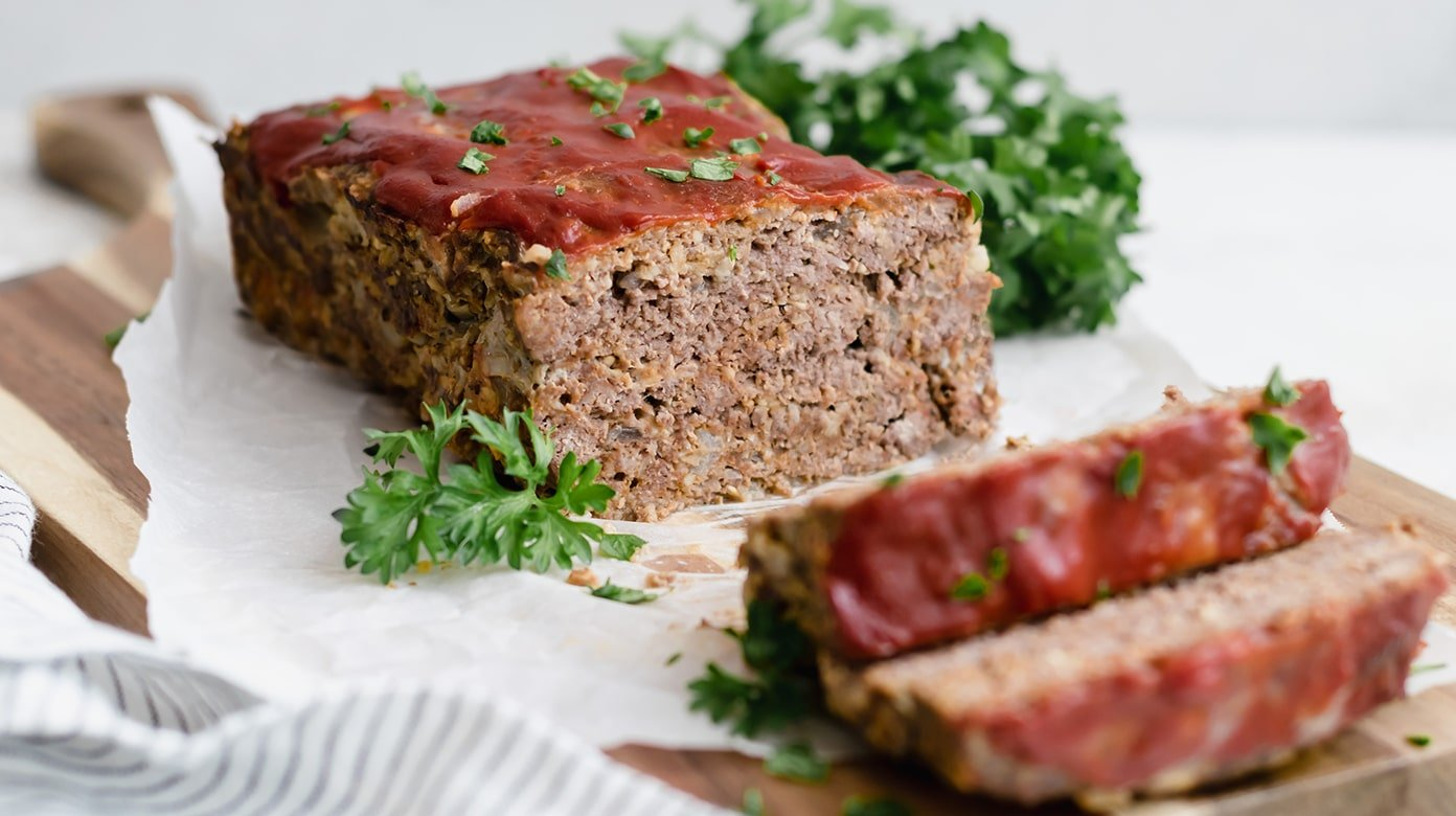 The Best Gluten Free Meatloaf The Cookful