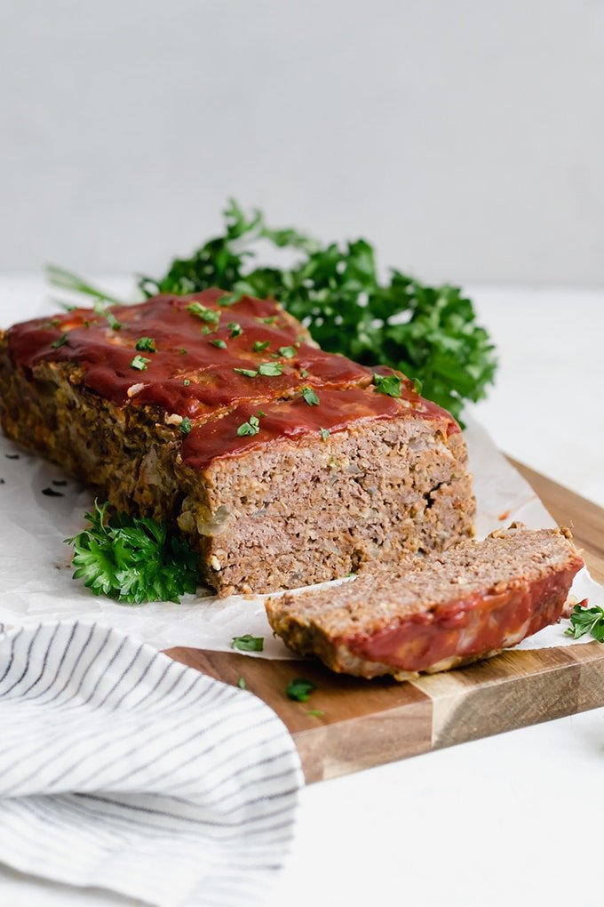 Cutting gluten from your diet often means missing out on some of your favorite comfort foods. We have the secret ingredient to making a Gluten-free Meatloaf you'll love.