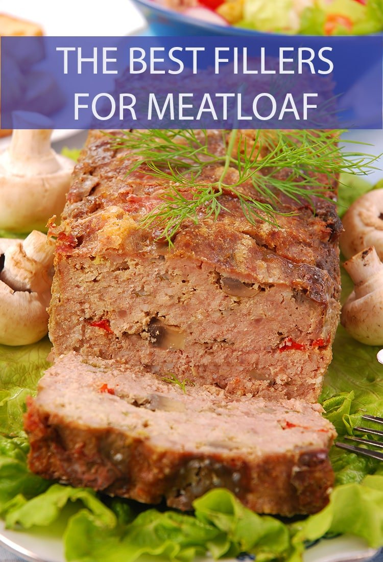 Choosing the right filler for meatloaf can make it or break it. We're giving you the scoop on which ones to use and why. No dry meatloaf here!