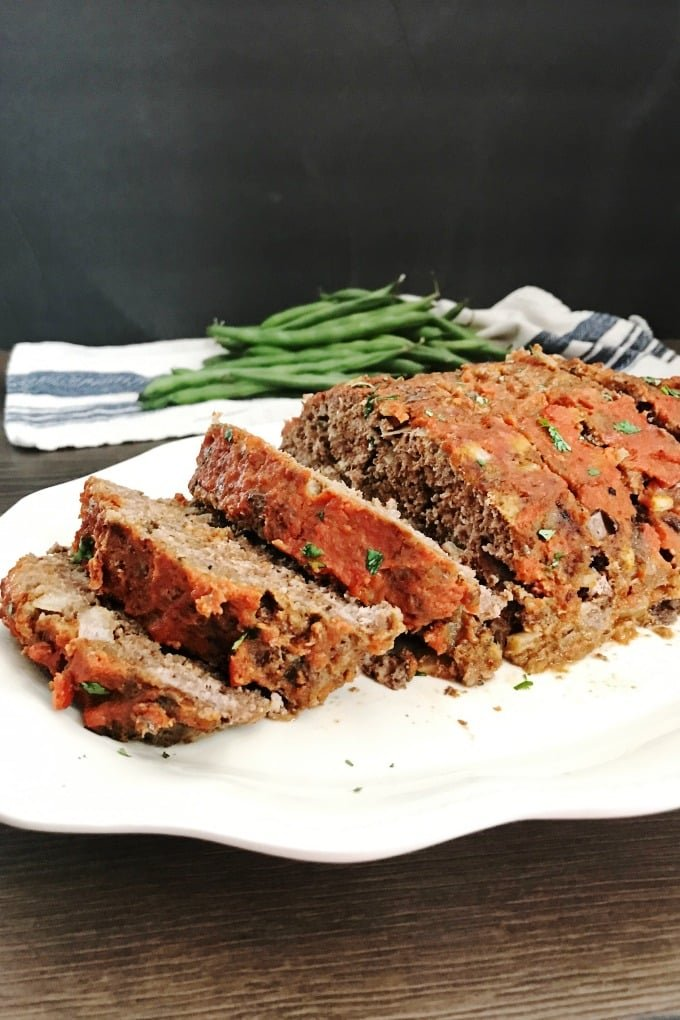 Prep your favorite meatloaf before work and walk in the door to the delicious aroma of dinner being almost ready. And we have a quick tip to get that nice caramelized top in no time.