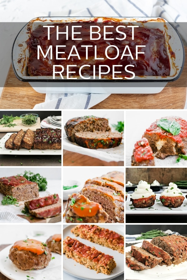 You'll love how easy and delicious these meatloaf recipes are! From the easiest meatloaf recipe you'll ever make to air fryer meatloaf, you're sure to find the perfect meatloaf recipe for any night of the week. But don't take our word for it. Check them all out.