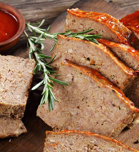 Welcome To Our Meatloaf Series