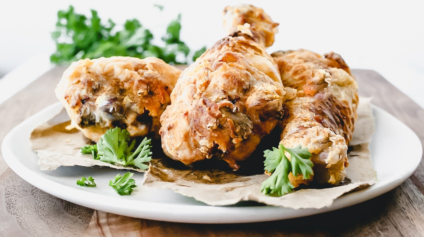 Air Fryer Fried Chicken The Cookful
