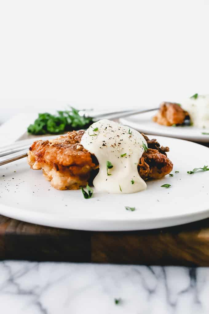 Chicken Fried Chicken anyone? We're showing you how to make this favorite comfort food right at home. You'll thank us after your first bite.