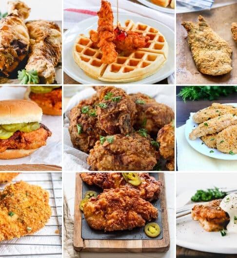 11 Craveworthy Fried Chicken Recipes