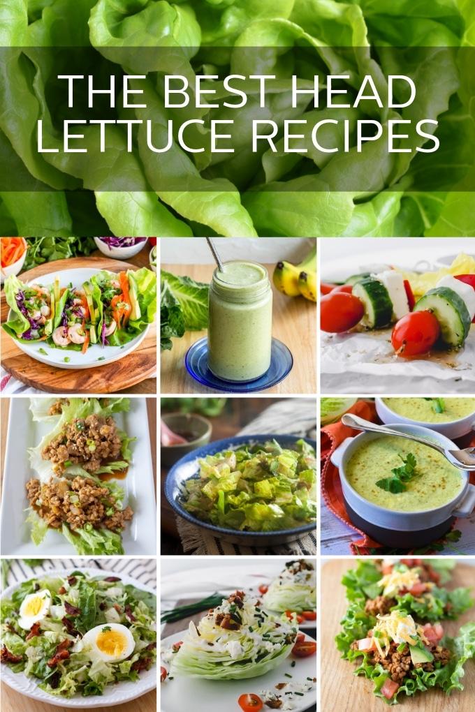 10 Deliciously Healthy Head Lettuce Recipes