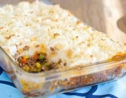 Classic Shepherds Pie with Beef