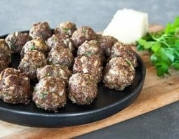 Easiest Meatballs Ever