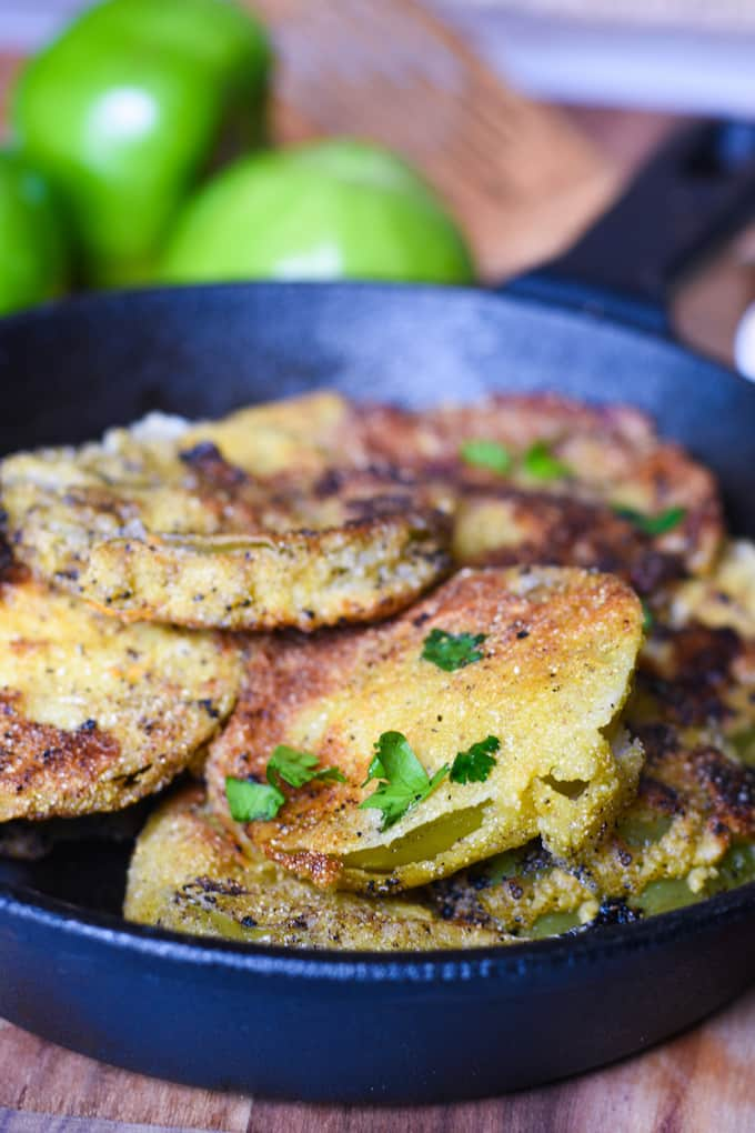 Classic Fried Green Tomatoes are so delicious but it can be hard to find ones made just right. No more need to search out the perfect restaurant. We have the perfect recipe right here.