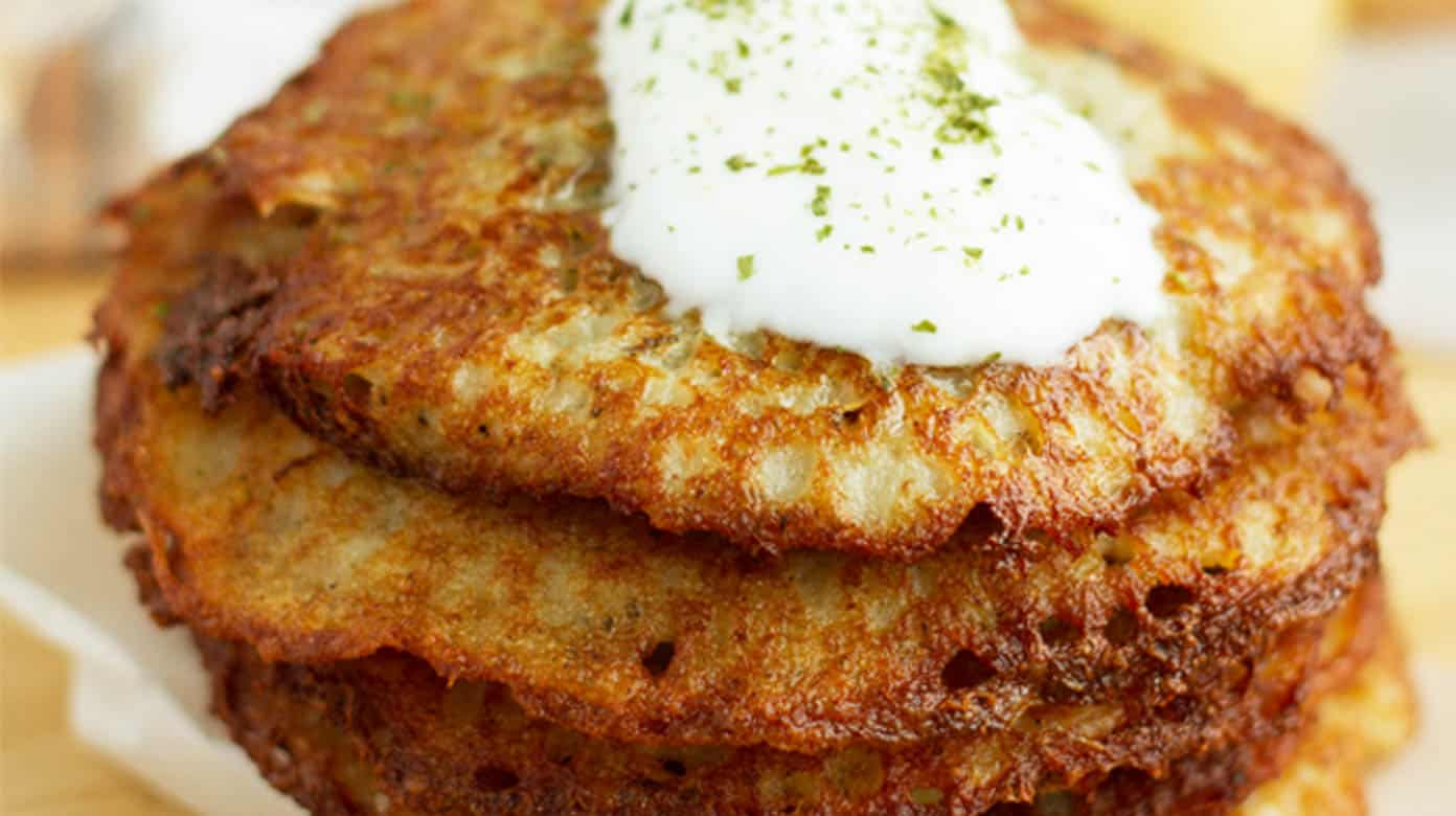 How To Make Potato Pancakes The Cookful