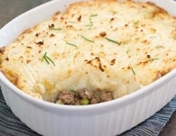Traditional Lamb Shepherd's Pie