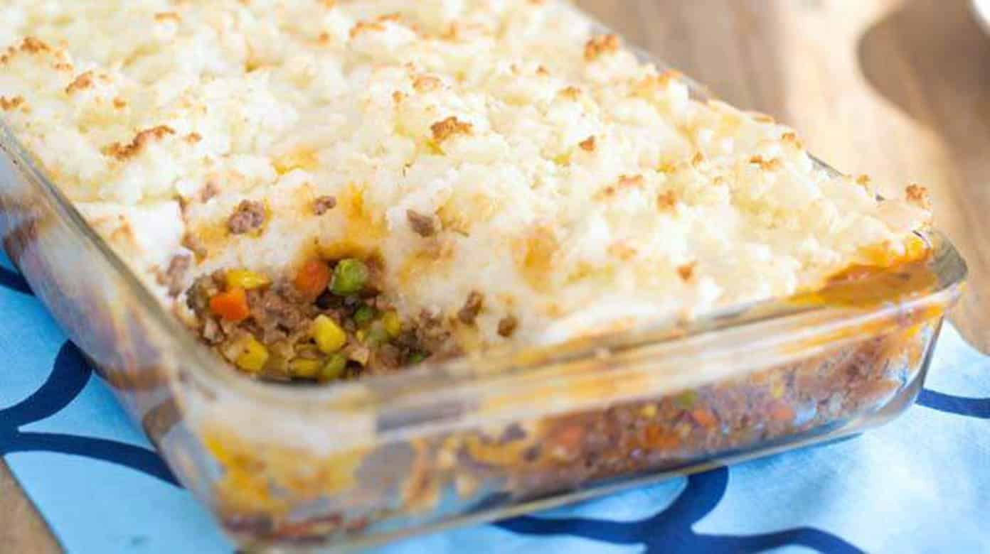 Awe Inspiring Classic Shepherds Pie With Beef Home Interior And Landscaping Ponolsignezvosmurscom