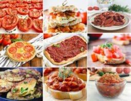 10 Amazing Tomato Recipes