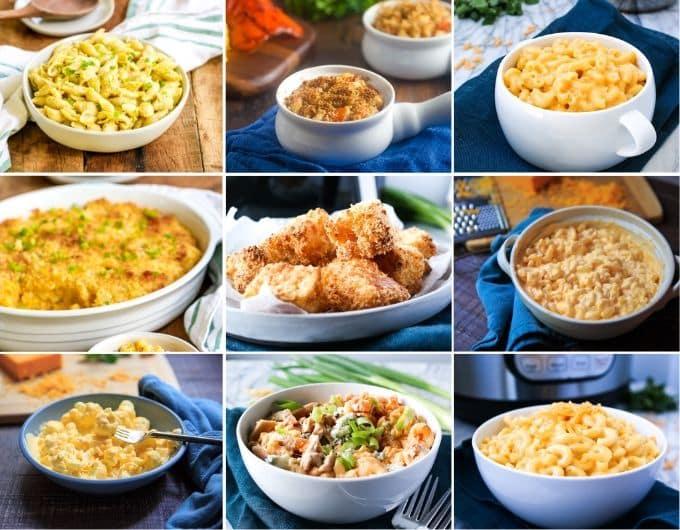 10 Cheesy Mac and Cheese Recipes