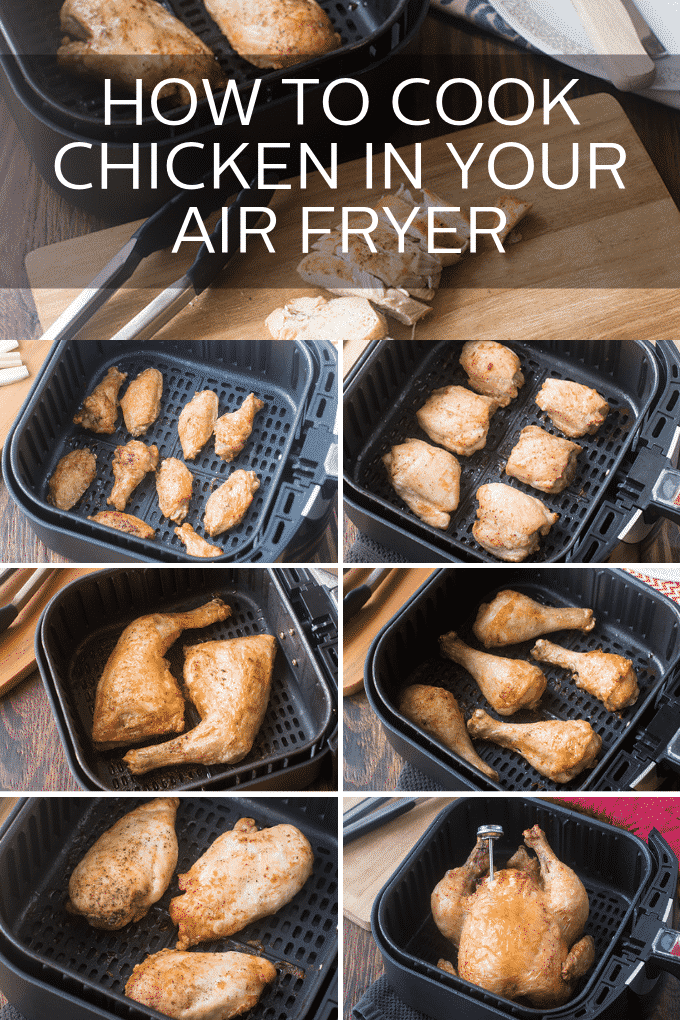 How to Cook Chicken in the Air Fryer