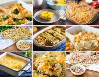 10 Classic Casserole Recipes