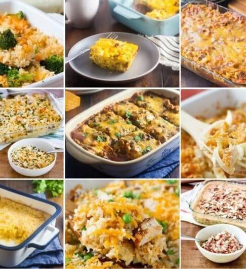 10 Classic Casserole Recipes
