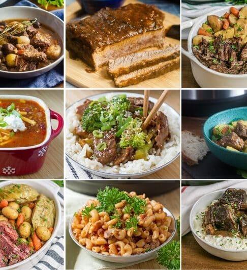 10 Instant Pot Beef Recipes
