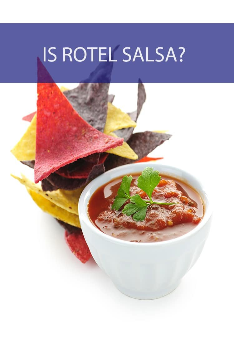 When you open a can of RoTel it might resemble salsa, but is it actually salsa? Are these two products the same thing?