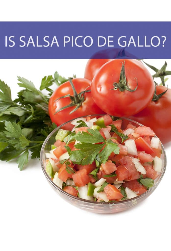 Mexican restaurants typically serve both salsa and pico de gallo, but what's the difference? Are they the same thing?