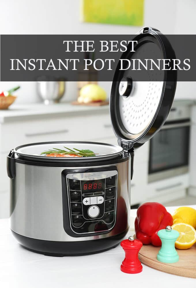 Make meal planning a breeze with our best Instant Pot dinner recipes all in one place!