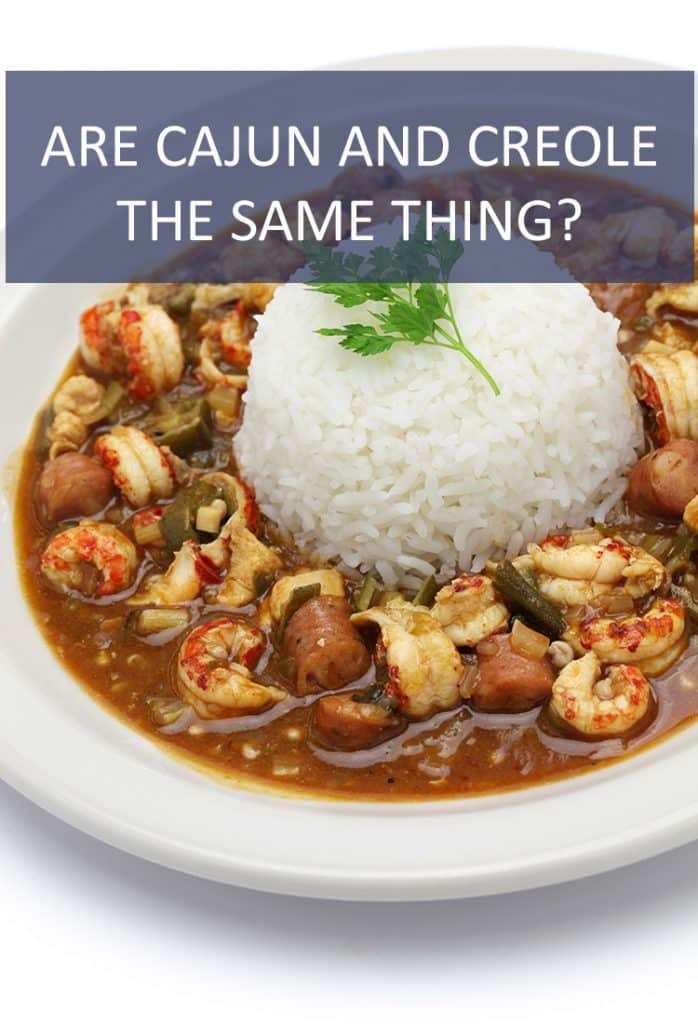 If you're a fan of Louisiana cooking, you've likely heard the terms Cajun and Creole used interchangeably. Is that accurate? Are they two words that mean the same thing? #cajun #creole #louisiana #cuisine