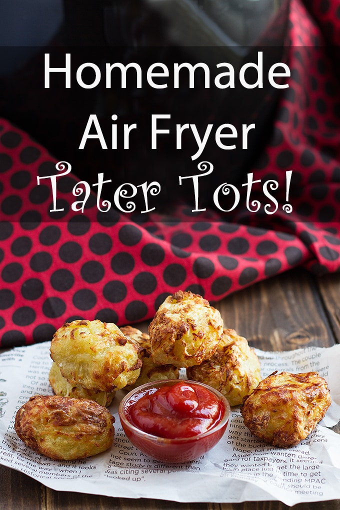 Homemade Air Fryer Tater Tots
