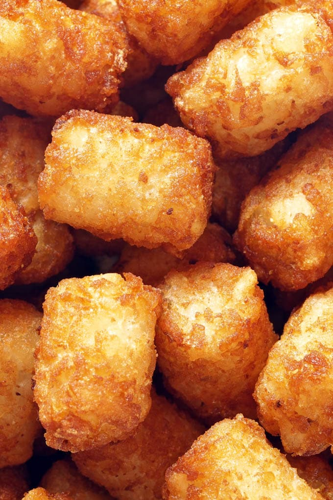 Say hello to Tater Tots! We can't wait for you to try these tasty recipes. You're going to love them!