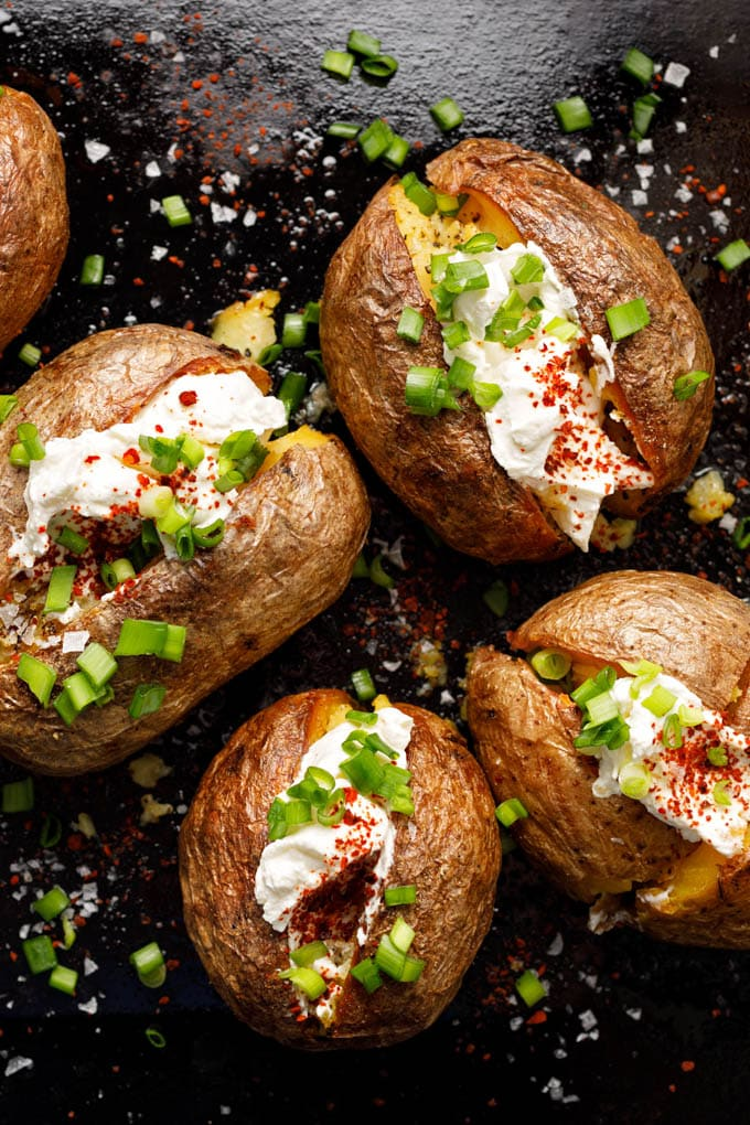 Say hello to Baked Potatoes!