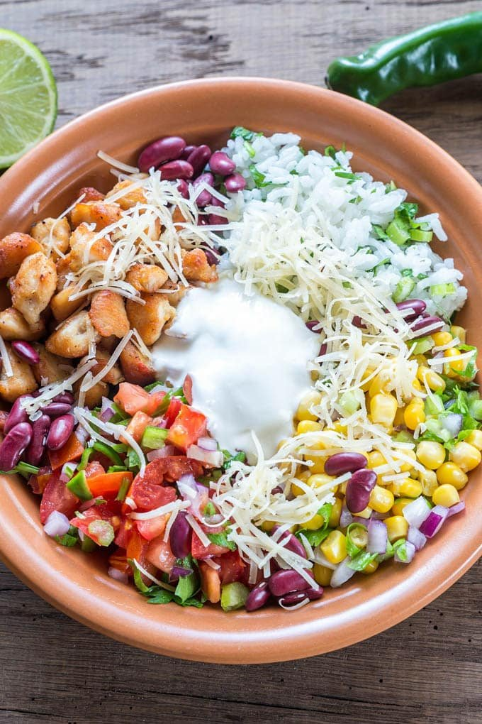 Welcome to Burrito Bowls!