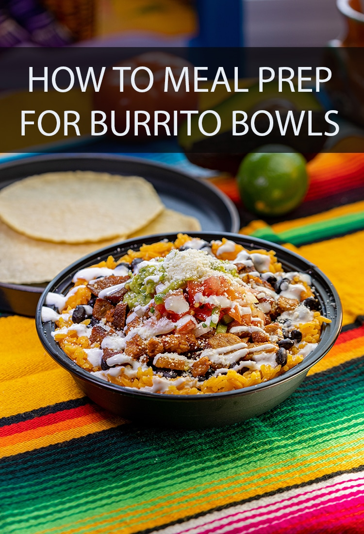 Burrito bowls are quick and relatively painless meals, practically created for picky eaters. The amount of customization in the average burrito bowl is second to none.