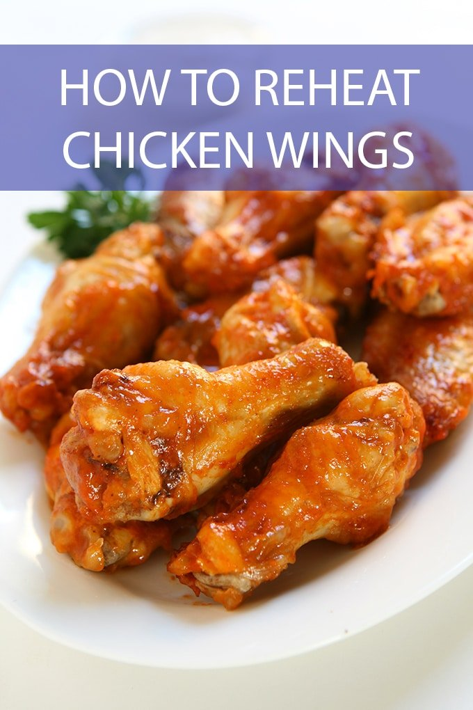 Don't know how to reheat chicken wings and enjoy them as much as the first time? We've got the details on how to enjoy your leftovers.